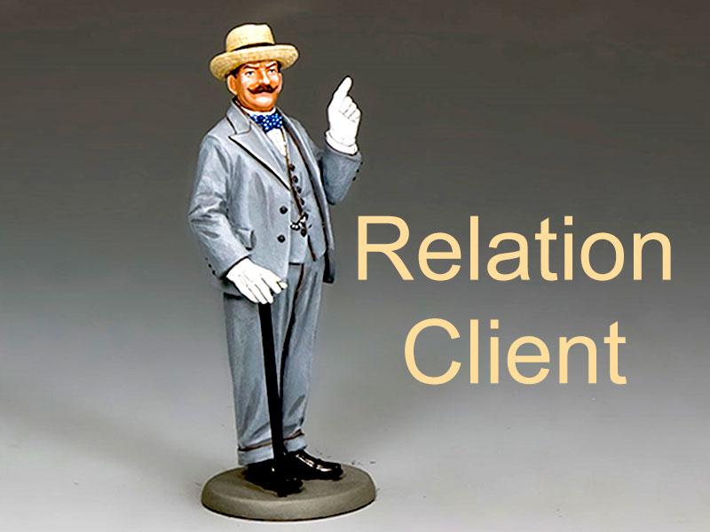 Et si Hercule Poirot était votre responsable de Relation Client ?