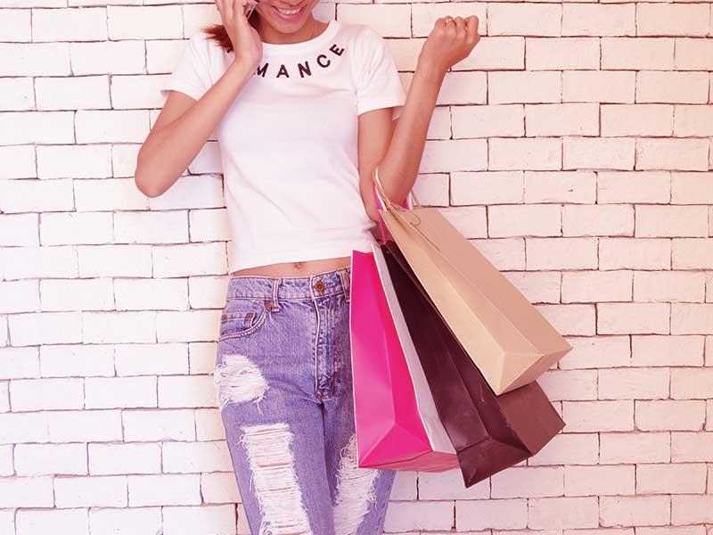 Télévente :  Les accros aux shoppings ne s'arrêtent pas